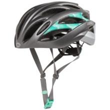 Bell Endeavor Bike Helmet (For Women) in Matte Gunmetal/Dark Mint Shimmer - Closeouts