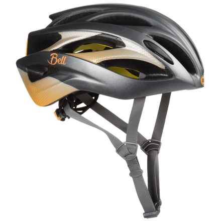 Bell Endeavor Joy Ride Bike Helmet - MIPS (For Women) in Matte Gunmetal/Tang - Closeouts