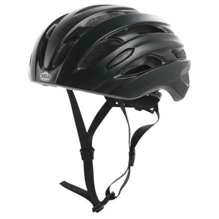 Bell Event Road Bike Helmet (For Men and Women) in Matte Black - Closeouts