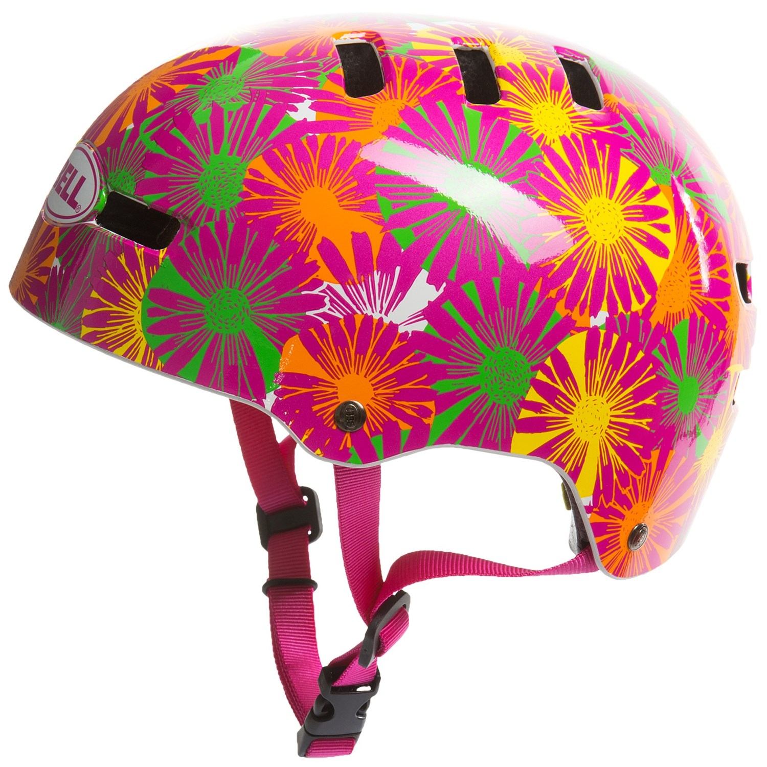 Bell Dual Sport Helmet >> Bell Fraction Multi-Sport Helmet (For Kids and Youth) - Save 44%