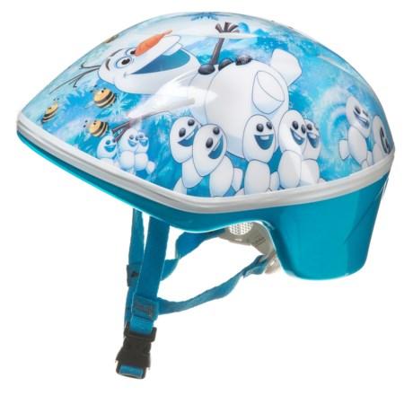 Bell Frozen Bike Helmet (For Little Kids) in 2D Olaf