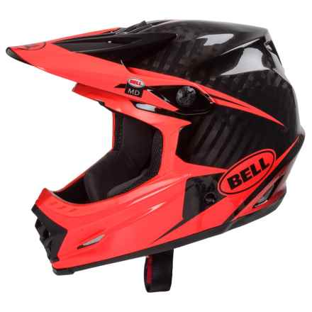 Bell Full-9 Bike Helmet - Full Face (For Men and Women) in Infrared Intake - Closeouts
