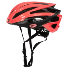 Bell Gage Bike Helmet (For Men and Women) in Infrared Split - Closeouts