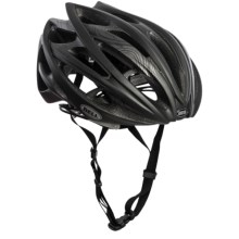 Bell Gage Cycling Helmet (For Men and Women) in Matte Black Swerve - Closeouts