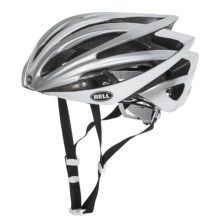 Bell Gage Cycling Helmet (For Men and Women) in White Ombre - Closeouts
