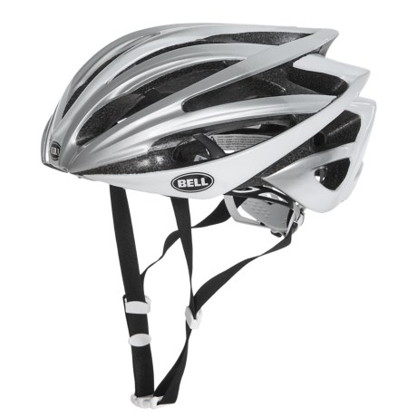 Bell Gage Cycling Helmet (For Men and Women) in White Ombre