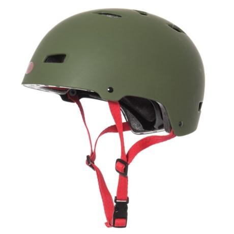 Bell Injector Bike Helmet in Solid Grenade