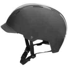 Bell Intersect Bike Helmet (For Men and Women) in Matte Black - Closeouts