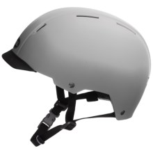 Bell Intersect Bike Helmet (For Men and Women) in Primer Gray - Closeouts