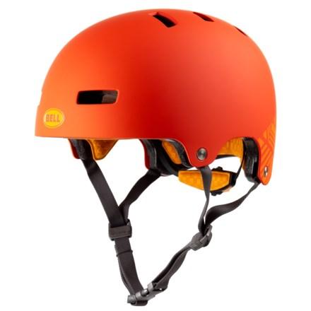 90e99a70 Bell Local-Graphics Bike Helmet (For Men and Women) in Matte Orange/