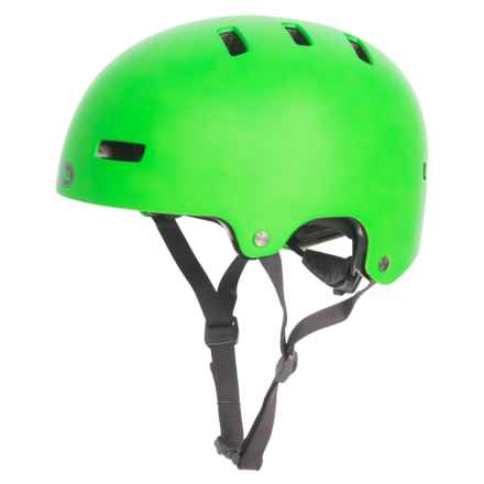 Bell Local Helmet (For Men and Women) in Matte Kryptonite - Closeouts