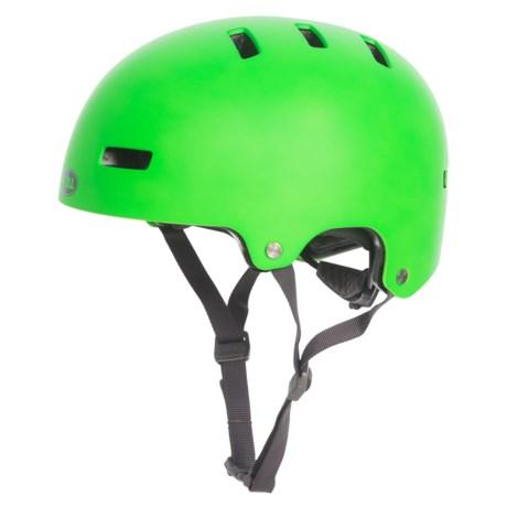 Bell Local Helmet (For Men and Women) in Matte Kryptonite
