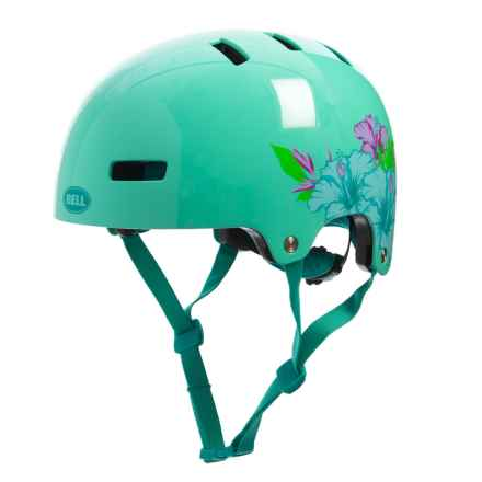 Bell Local Helmet (For Men and Women) in Mint Ohana - Closeouts