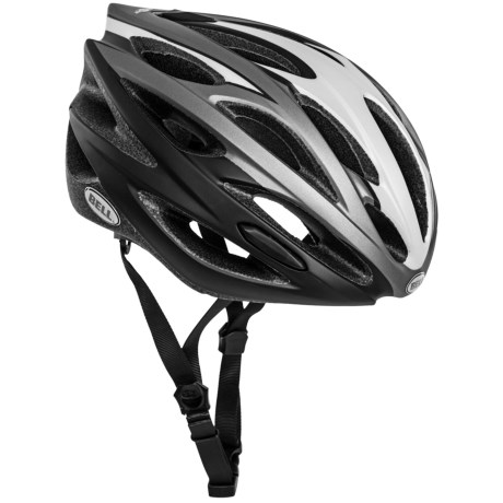 Bell Lumen Cycling Helmet (For Men and Women) in Matte Black/Titanium