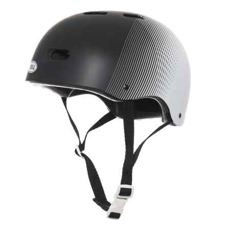 Bell Maniac Helmet (For Kids) in Black/White Sonic - Closeouts
