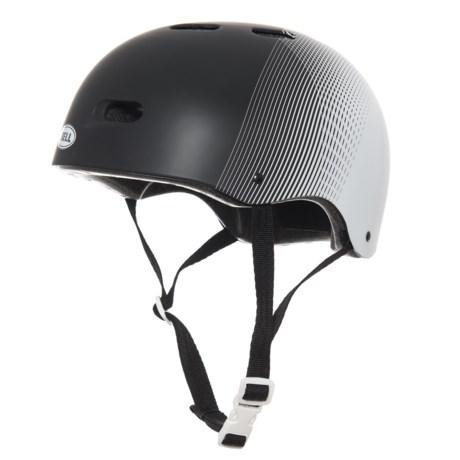 Bell Maniac Helmet (For Kids) in Black/White Sonic