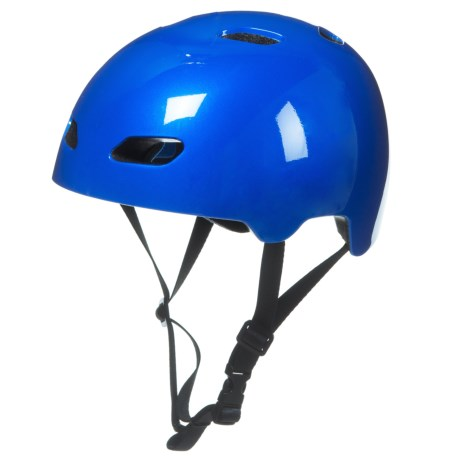 Bell Manifold Bike Helmet in Glossy Force Blue