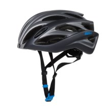 Bell Overdrive Road Bike Helmet (For Men and Women) in Matte Titanium Ombre - Closeouts