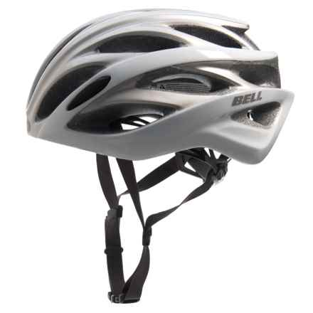 Bell Overdrive Road Bike Helmet (For Men and Women) in White Ombre - Closeouts