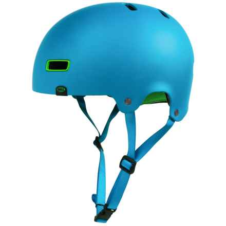 Bell Reflex Bike Helmet (For Men and Women) in Matte Metallic Blue - Closeouts