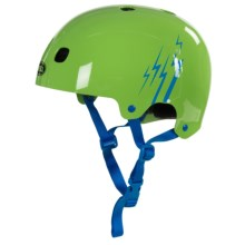 Bell Segment Jr. Bike Helmet (For Big Kids) in Green Shocksteady - Closeouts