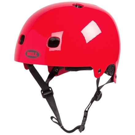 Bell Segment Jr. Bike Helmet (For Big Kids) in Infrared - Closeouts