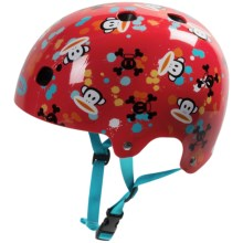Bell Segment Jr. Bike Helmet (For Big Kids) in Red Paul Frank Paint Ball - Closeouts