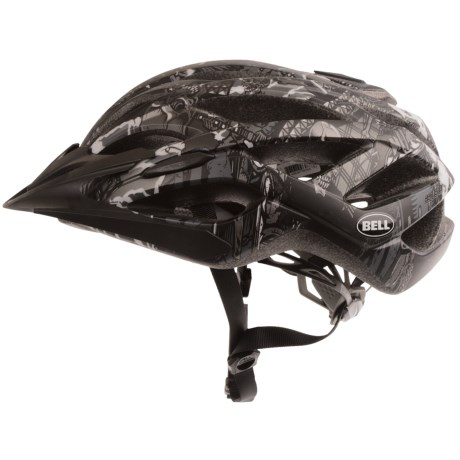 Bell Sequence Bike Helmet in Matte Tonal Jimbo