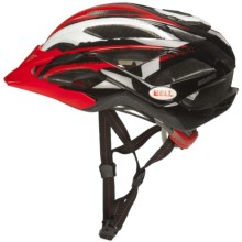 Bell Sequence Cycling Helmet in Black/Red - Closeouts