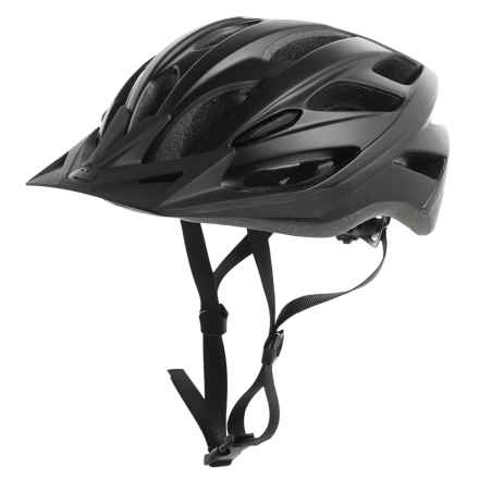 Bell Slant Bike Helmet (For Men and Women) in Matte Black - Closeouts