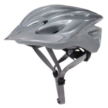 Bell Solar Flare Bike Helmet (For Men and Women) in Titanium Comet - Closeouts