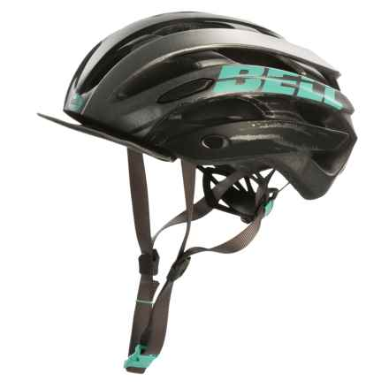 Bell Soul Bike Helmet (For Women) in Matte Gunmetal/Mint Sonic - Closeouts