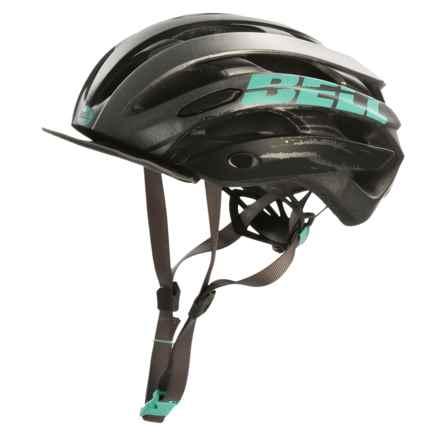 Bell Soul Bike Helmet (For Women) in Matte Gunmetal/Mint Sonic - Closeouts