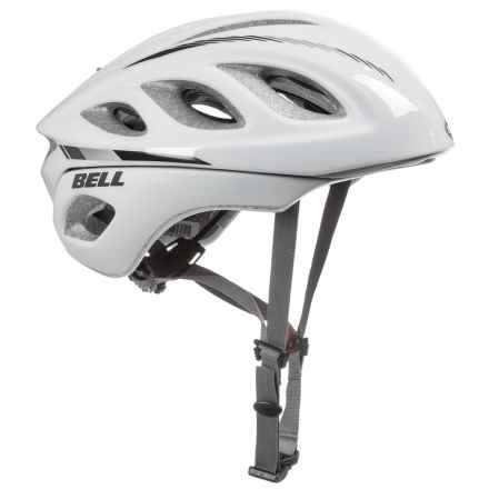Bell Star Pro Bike Helmet (For Men and Women) in White Marker - Closeouts