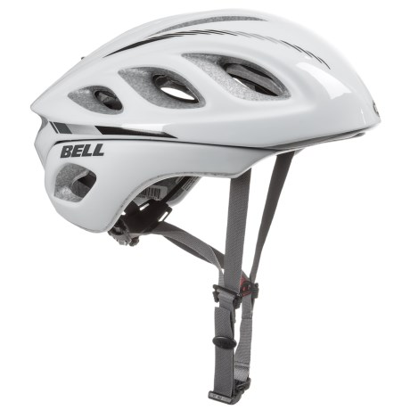 Bell Star Pro Bike Helmet (For Men and Women) in White Marker
