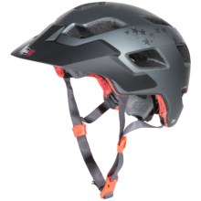 Bell Stoker Mountain Bike Helmet (For Men and Women) in Matte Dia De Unicorn - Closeouts