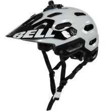 Bell Super 2 Mountain Bike Helmet (For Men and Women) in White - Closeouts