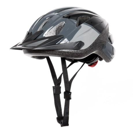Bell Surge Bike Helmet in Black/Grey
