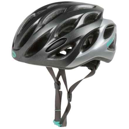 Bell Tempo Bike Helmet (For Women) in Matte Gunmetal/Grey Repose - Closeouts