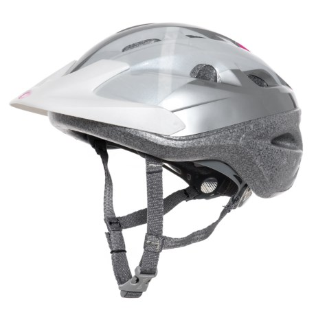 Bell Thalia Bike Helmet (For Women) in Pink/White