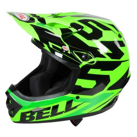 Bell Transfer 9 Full Face Mountain Bike Helmet (For Men and Women)