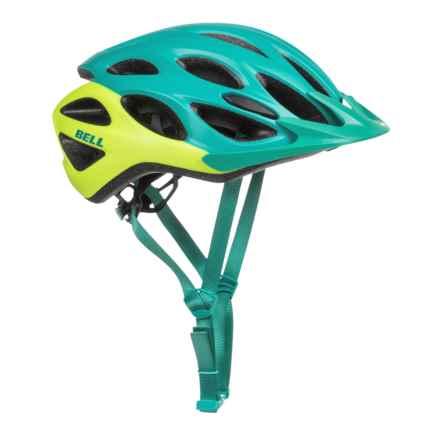 Bell Traverse MIPS Bike Helmet (For Men and Women) in Matte Emerald/Retina Sear - Closeouts