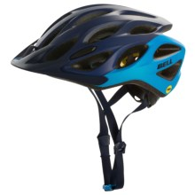 Bell Traverse MIPS Bike Helmet (For Men and Women) in Matte Midnight/Tahoe Repose - Closeouts