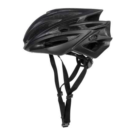 Bell Volt RLX Road Bike Helmet (For Men and Women) in Matte Black Hero - Closeouts