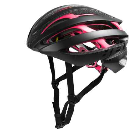 Bell Z20 MIPS Bike Helmet (For Men and Women) in Matte Black/Neon Pink - Closeouts