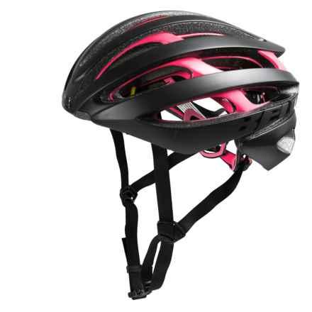 Bell Z20 MIPS Bike Helmet (For Men and Women) in Matte Black/Neon Pink - Closeouts