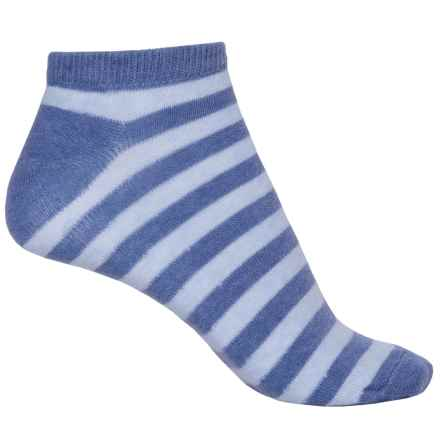 b.ella Ally Socks - Ankle (For Women) in Denim - Closeouts