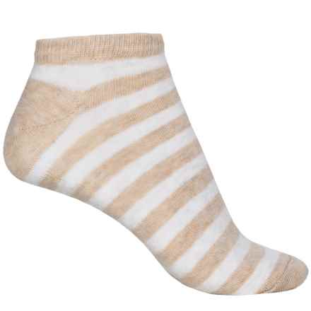 b.ella Ally Socks - Ankle (For Women) in Khaki - Closeouts