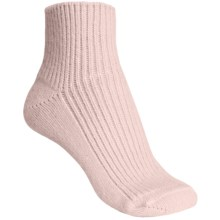 b.ella Bunny Socks - Angora Blend (For Women) in Pink - Closeouts