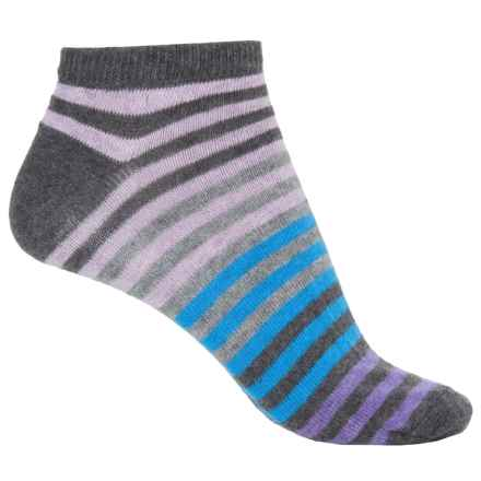 b.ella Gale Socks - Ankle (For Women) in Charcoal - Closeouts